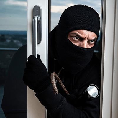 evitare effrazioni in casa